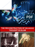 Reconstruction of Religious Thought