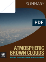 Atmospheric Brown Clouds UNEP Report Summary Final