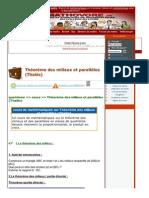 Www Mathovore Fr Theoreme Des Milieux Et Paralleles Thales Cours Maths 41