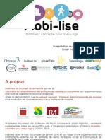 Mobi-Lise - Présentation du projet