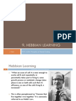 09 Hebbian Learning