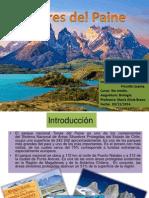 Torres Del Paine Biologia