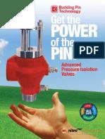 Buckling Pin Brochure
