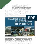 Imágenes de Públicos Del Periodismo Deportivo
