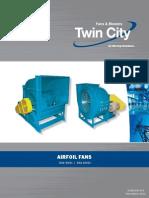 Airfoil Fans Catalog