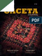 Gaceta Cultural