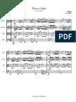 FlowerDuet - String quartet
