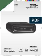 DTR-HV250 User Guide V2 Final