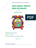 Historia Clinica Hematologica
