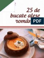 25 de Bucate Alese Romanesti.