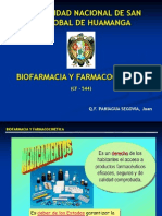 INTRODUCCION  A LA BIOFARMACIA