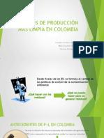 CENTROS DE PRODUCCIÓN MAS LIMPIA EN COLOMBIA.pptx