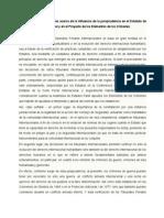 Conclusiones preliminares acerca de la influencia de la jurisprudencia en el Estatuto de la Corte Penal Internacional y en el Proyecto de los Elementos de los Crímenes.doc