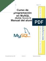 Programacion Mysql