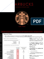 Starbucks - Delivering Customer Value