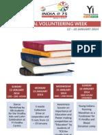 National Volunteering Week 2