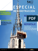 revista de construccion