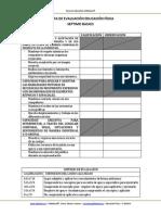 Evaluacion Sumativa Ed.fisica 7basico Agosto 2013