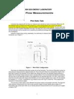 Air Flow Measurements