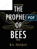 The Prophecy of Bees by R. S. Pateman
