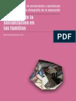 Etnografía de la socialización en familias