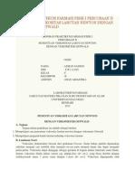 Laporan Praktikum Farmasi Fisik i Percobaan II Penentuan Viskositas Larutan Newton Dengan Viskometer Ostwald