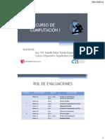 CURSO DE COMPUTACIÓN  - CLASE05