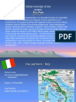 Feedback From Italy for Etwinning