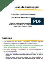 02 - Estruturas de Indexação