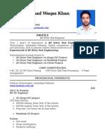 Waqas Cv-Telecom.doc