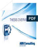Thesis Overview