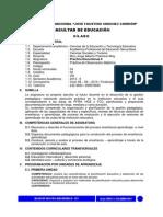 Silabo Prácica Discontinua II- CST