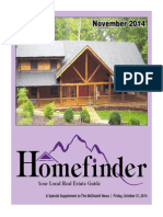 McDowell News November Homefinder Edition