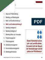2012 04 Marketing Management Markt Und Kundenorientierung II
