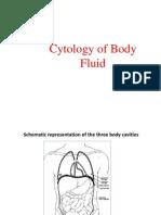 IT 16 - Cytology of Body Fluid - HHH [Patologi Klinik]
