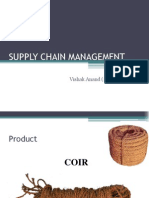 Coir Industry Supply Chain Management