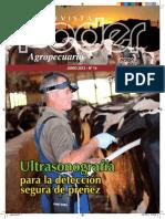PODER AGROPECUARIO - GANADERIA - N 14 - JUNIO 2012 - PARAGUAY - PORTALGUARANI