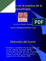 Clase 16 - Humor (Camacho)