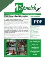 Topnotch Volume 1 Issue 1