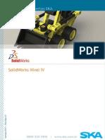 SolidWorks Nivel IV - 2011