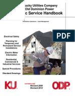 Ku Electric Handbook