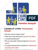 Crime Control Theory