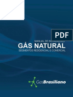 Manual Gas Natural