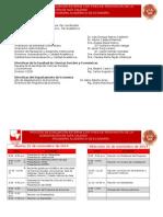 AGENDA Visita Pares Académicos  Reacreditación alta calidad del Programa de Economía