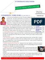 Insurance News You Can Use Newsletter November 2014