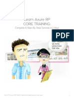 Axure Core Training