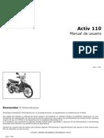 Kimco Activ 110