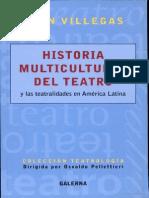 Villegas, Juan - Historia Multicultural Del Tetaro --