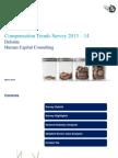 Deloitte Compensation Trends 2013