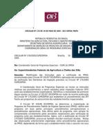 Circular 176-2005 - Modificação Das Instruções Para a Verificação Do PPHO e Aplicação 175